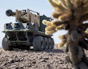 Máquinas militares autónomas: la guerra por otros medios