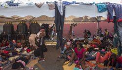 'Si nos deportan es un crimen': haitianos que arriesgan todo…