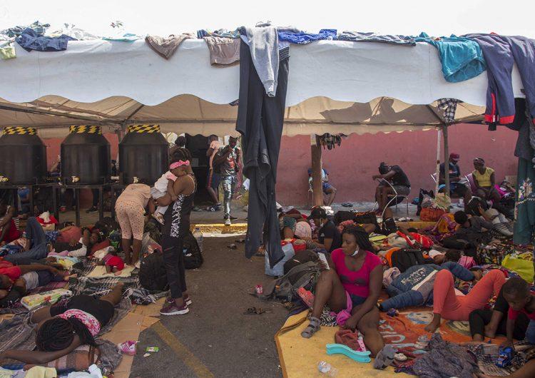 'Si nos deportan es un crimen': haitianos que arriesgan todo para sacar adelante a sus familias