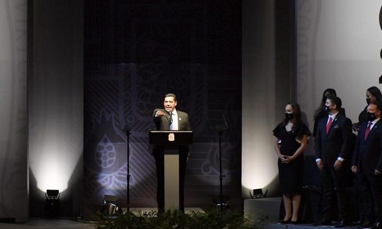 Tomó protesta Leo Montañez como presidente municipal de Aguascalientes