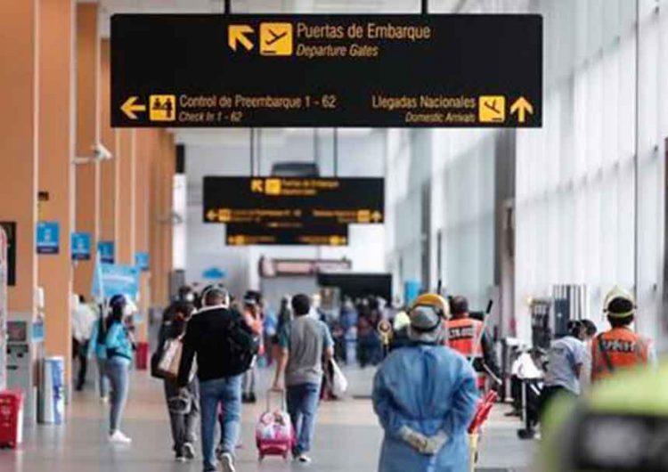 Mejorar la confianza del viajero, esencial para reactivar el turismo: Daniel Madariaga