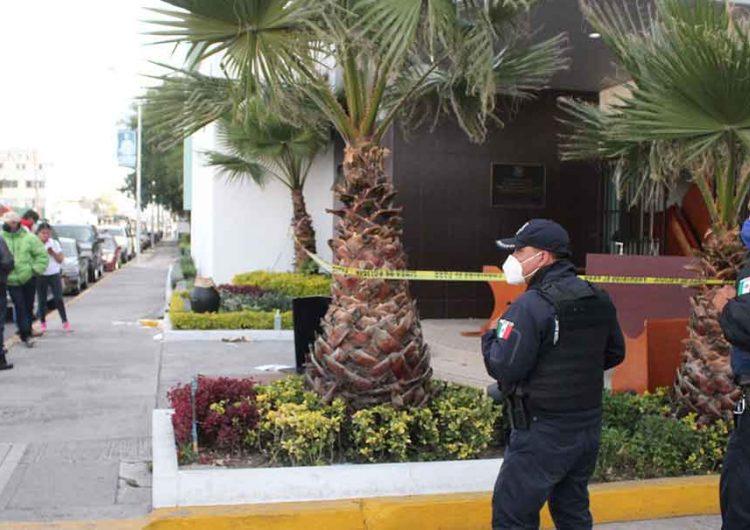 Destrozan oficinas del sindicato municipal de Puebla, se llevan 100 mil pesos