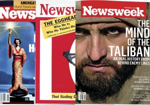 Afganistán, apodos políticos, Hollywood… en los archivos de Newsweek
