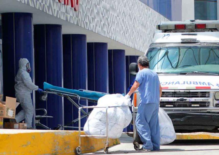 Puebla cierra semana con 276 nuevos contagiados y 25 muertos Covid