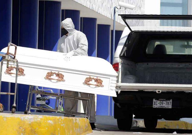 Puebla registra 857 infectados y 65 muertos por Covid el fin de semana