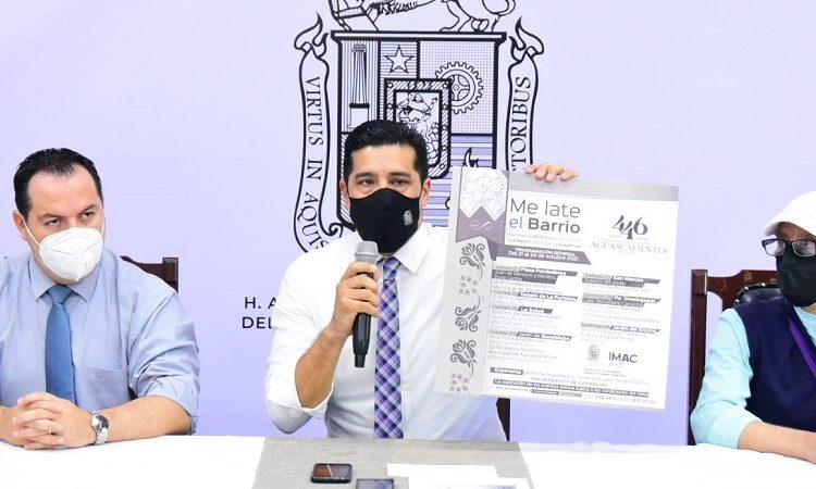 Presentan programa del Festival de la Ciudad de Aguascalientes