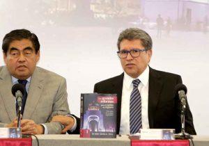 Ricardo Monreal llama a Morena a definir proceso de selección rumbo a 2024 en Puebla
