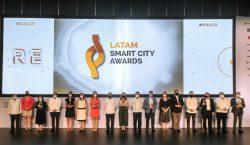 Latam Smart City Awards: ganadores 2021