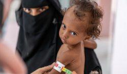 Yemen: 10,000 niños han sido asesinados o mutilados y 400,000…