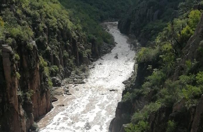 Continúa Protección Civil con monitoreo de ríos y presas por pronóstico de lluvias