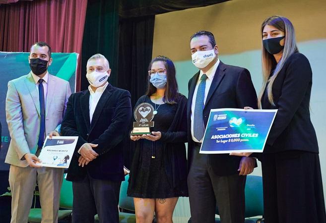 Entregó PROESPA los Premios al Bienestar Animal 2021