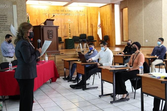 Capacitan a personal de nuevos juzgados laborales en Aguascalientes