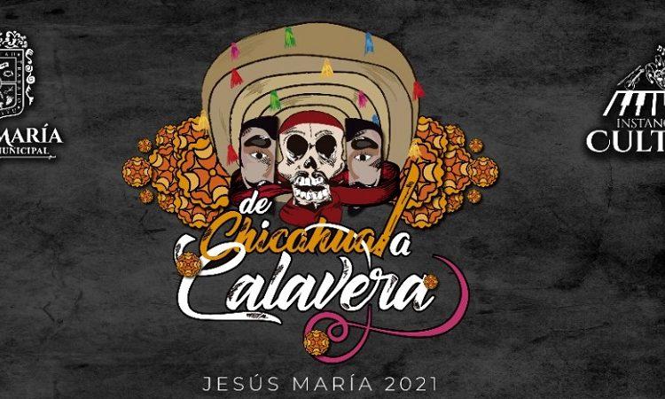 """Presentan programa """"De Chicahual a Calavera"""" en Jesús María"""