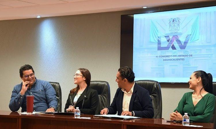 Se instaló la Comisión de Asuntos Electorales en el Congreso de Aguascalientes