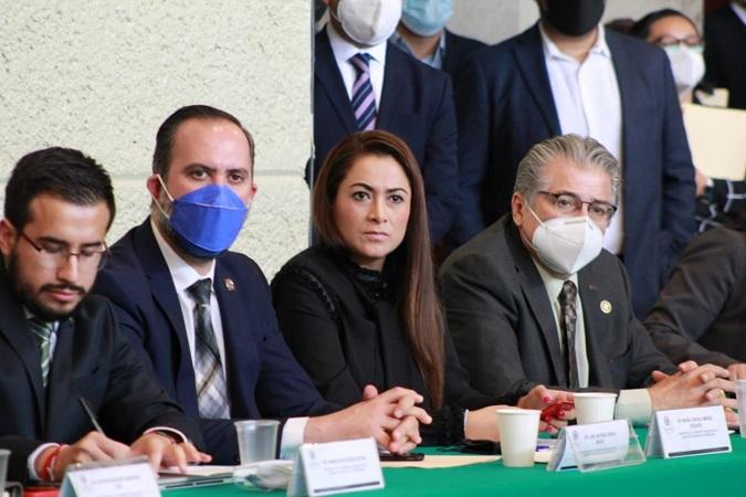 Integrará Tere Jiménez comisión que nombrará al Auditor Superior de la Federación