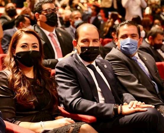 Irse a Movimiento Ciudadano sería lanzarse al vacío: Marko Cortés