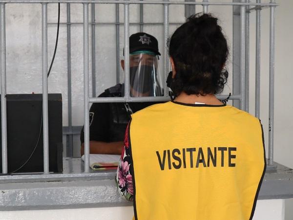 Se reanudaron visitas de familiares en CERESOS de Aguascalientes