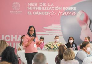 Realizan jornadas de detección de cáncer de mama en Jesús María