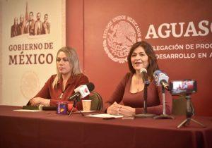 Ya suman más de 72 mil afiliados al programa de 65 y más en Aguascalientes