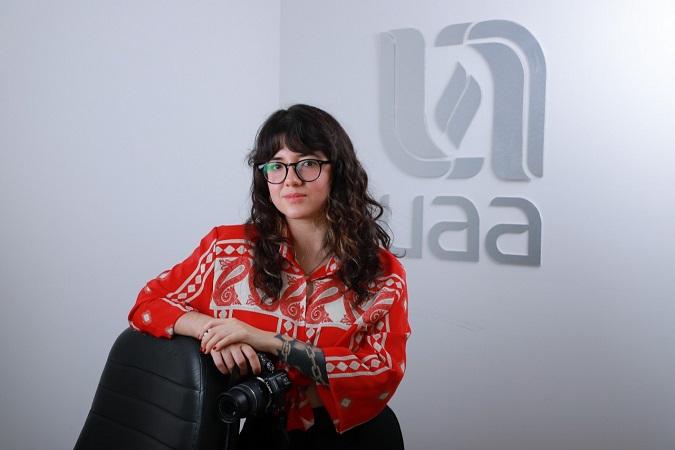 Egresada de la UAA gana premio a mejor corto de ficción en Festival de Cine Mexicano