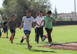 Continúan actividades de las ligas deportivas escolares en Jesús María