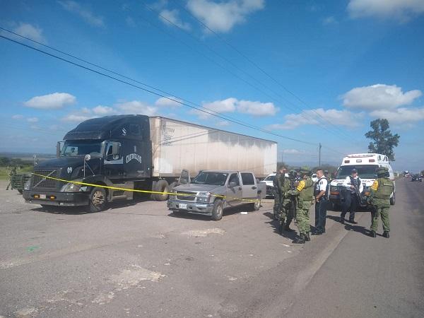 Asesinan a balazos a dueña de un restaurante en la carretera 45 Sur