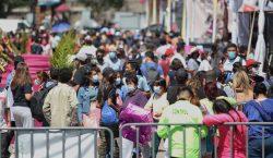CDMX entra a semáforo epidemiológico verde a partir del 18…