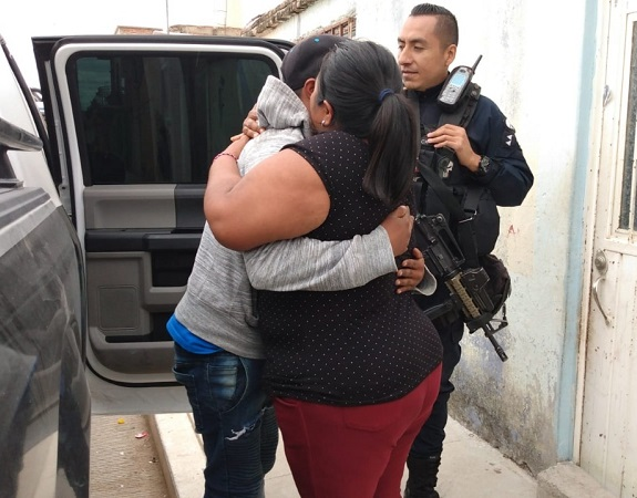 Adolescente de 13 años huyó de Zacatecas en bicicleta por violencia de su madrastra