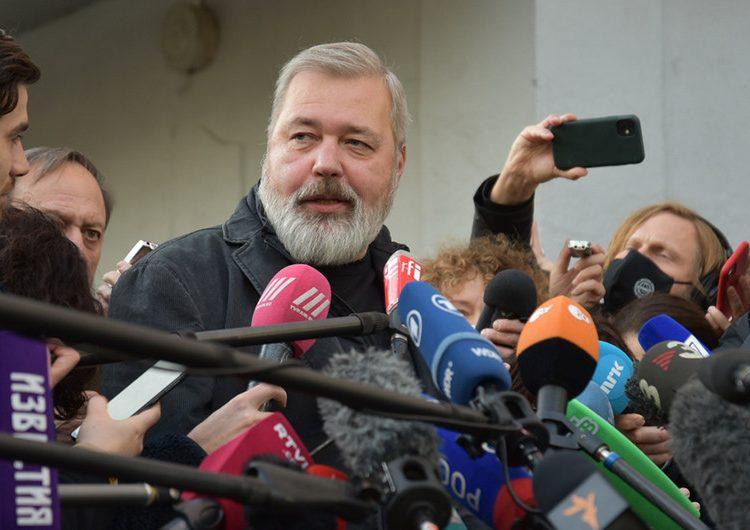 'No me recibiré un solo centavo, todo irá a fundaciones', asegura el ganador del Premio Nobel de la Paz