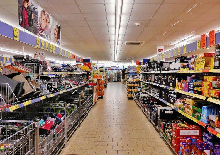 Riesgo de exposición al covid-19 en tiendas de comestibles es bajo: estudio