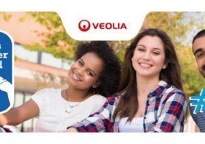 Estudiantes de Aguascalientes participarán en taller internacional de Veolia