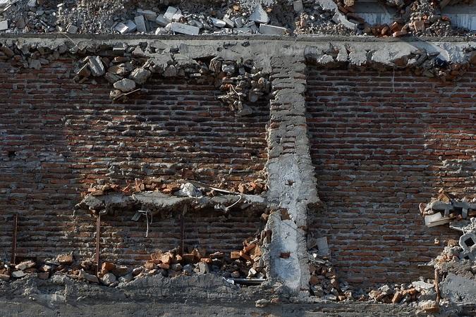 30 casas del centro de Aguascalientes en riesgo de derrumbe