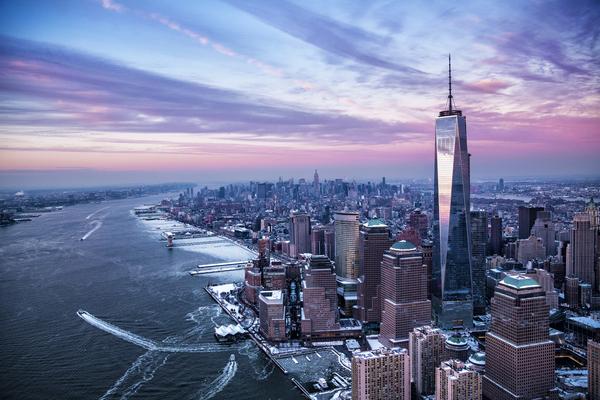 Alista NY apertura del mirador más alto de EEUU