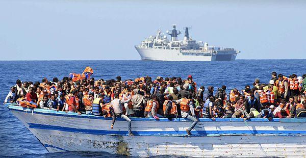 Más de 3000 migrantes han muerto en el Mediterráneo en 2016