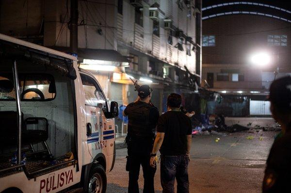 Mueren dos por explosiones en Filipinas
