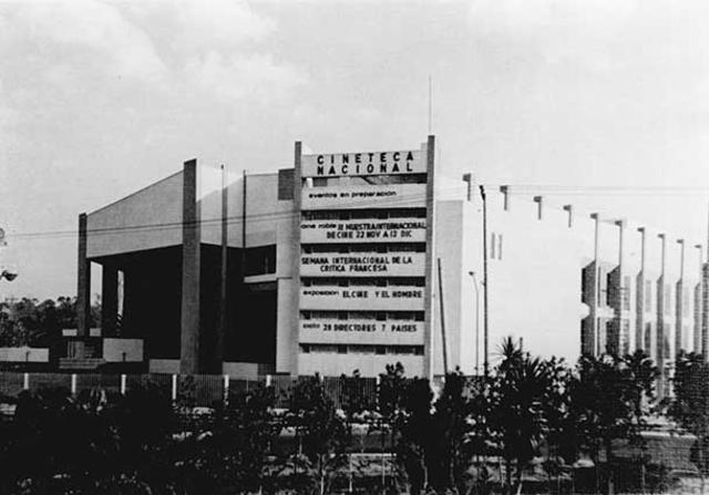 Cineteca Nacional: 40 años de buen cine