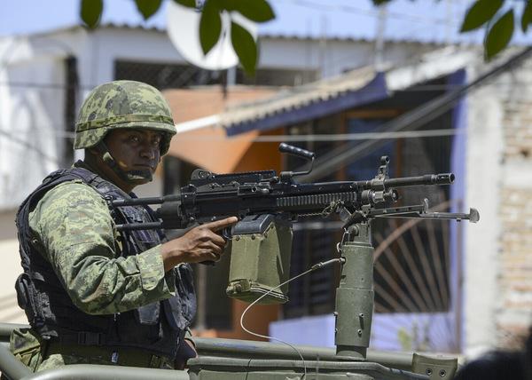 Gobierno de México censura información de violaciones a DDHH