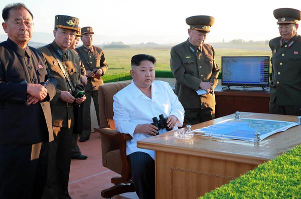 Norcorea confirma éxito en su tercer prueba de misil balístico