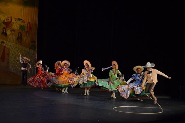 Cecultah da a conocer los resultados de su apoyo a la danza folclórica