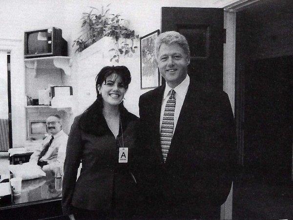 Trump desentierra caso Lewinsky para atacar a Hillary Clinton