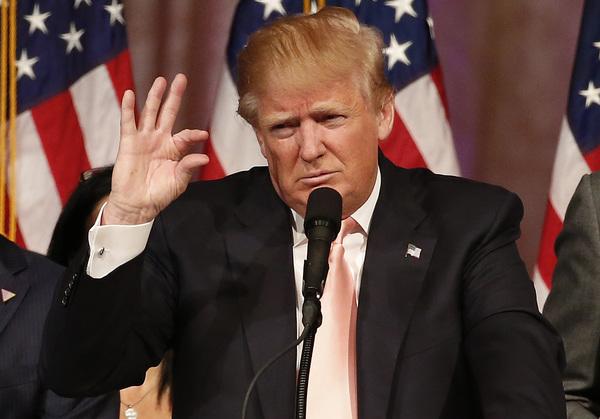 """Donald Trump """"si no soy candidato habrá disturbios"""""""