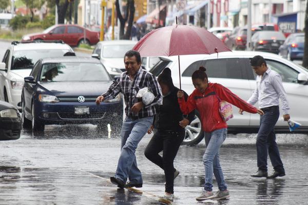 Urgen inmobiliarios mejorar red de drenaje por lluvias