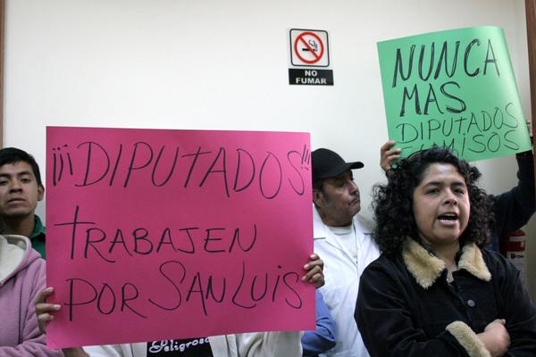 San Luis Potosí elimina el fuero a funcionarios