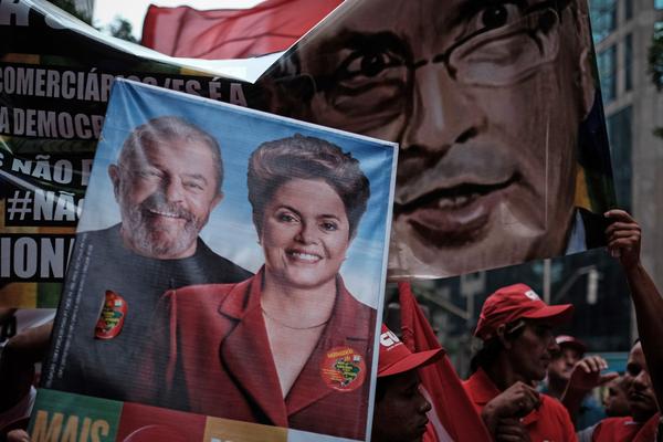 """Lula busca """"doble salvavidas"""" con llegada a gabinete de Rousseff"""