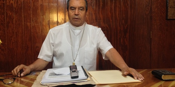 Recrimina obispo a quienes no cumplieron