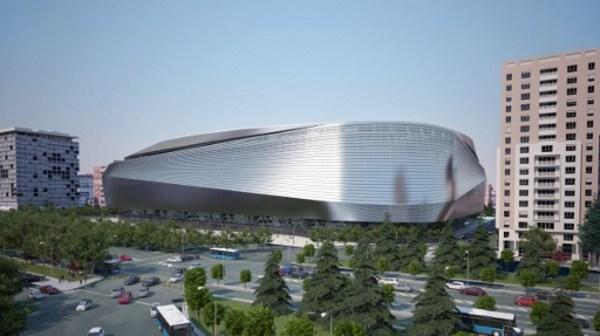 El Real Madrid remodelará el Santiago Bernabéu