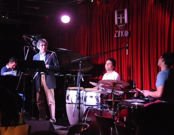 Guerrero Jazz, folclor mexicano sincopado