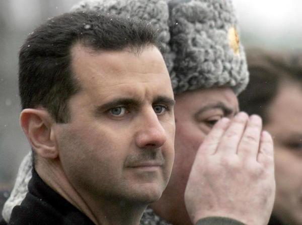 Asad asegura que ataque químico es invento de Occidente