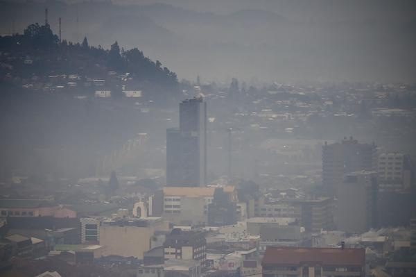 Emergencia ambiental paraliza Santiago en plena Copa América