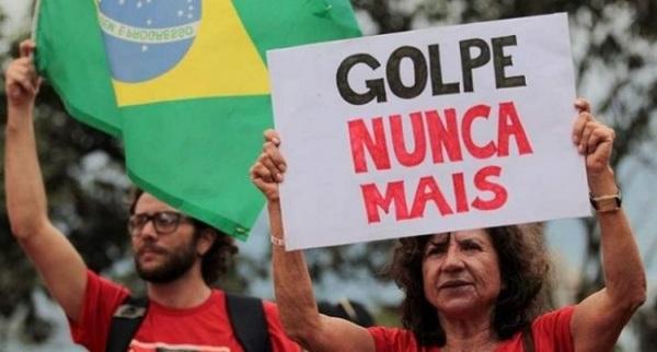 Invaden sede del Ministerio de Cultura brasileño